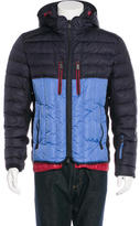 Moncler Semnoz Quilted Down Jacket