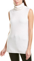Vince Sleeveless Cashmere Sweater