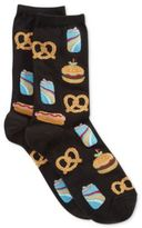 Hot Sox Women's Street Food Socks