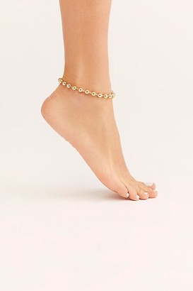 Free People Xl Chloe Anklet by Lili Claspe at