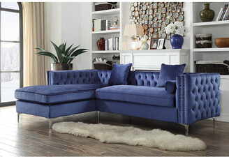 Chic Home Da Vinci Left Sectional