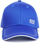 BOSS GREEN Men's Small Logo Cap Royal Blue