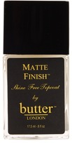 Butter London Matte Finish Topcoat Treatment Cosmetics