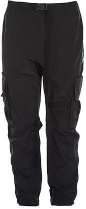 Off-White Nylon Cargo Pants