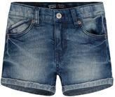 Levi's Girls 4-6x Stretch Denim Shorts