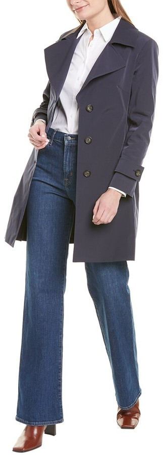 Thumbnail for your product : Cinzia Rocca Icons Princess Cut Coat