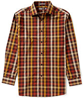 Daniel Cremieux Signature Long-Sleeve Check Woven Shirt