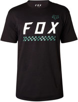 Fox Men's Full Mass Logo-Print T-Shirt
