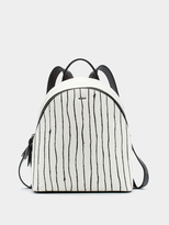 DKNY Saffiano Twine Stripe Backpack