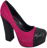 C Label Fuchsia Artie Pump