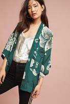 Duet Verdure Floral Kimono