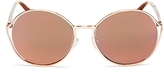 Toms Blythe Mirrored Sunglasses, 58mm - 100% Exclusive