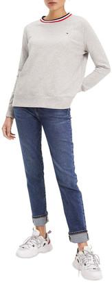 Tommy Hilfiger Essential Signature Crew Neck Sweatshirt