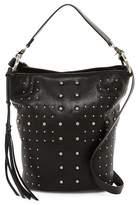 Sorial Mia Leather Bucket Shoulder Bag