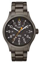 Timex R) Allied Bracelet Watch, 40mm