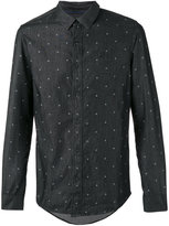 Calvin Klein Jeans printed shirt - men - Cotton - S