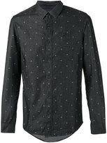 CK Calvin Klein logo print shirt - men - Cotton - M