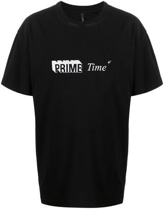 Stampd slogan print T-shirt