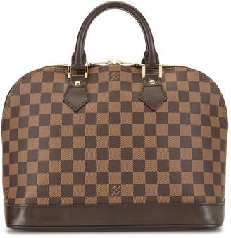 Louis Vuitton pre-owned Alma handbag