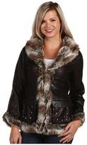 Scully Amber Coat (Dark Brown) - Apparel