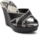 GUESS Eleonora Wedge Sandal