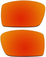 aCompatible Replacement Sunglasses Lenses for Oakley Gascan With Polarized
