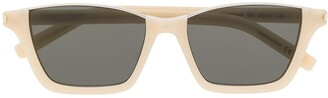Saint Laurent SL 365 Dylan rectangular-frame sunglasses