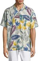 Tommy Bahama Men's Coconut-Print Button-Down Shirt