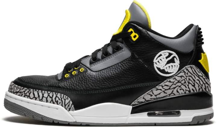 66fe2c4706ac Black And Yellow Jordans