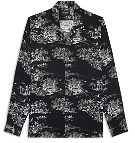 The Kooples Holiday Trip Regular Fit Shirt