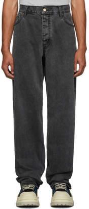 Eytys Black Stonewash Benz Jeans