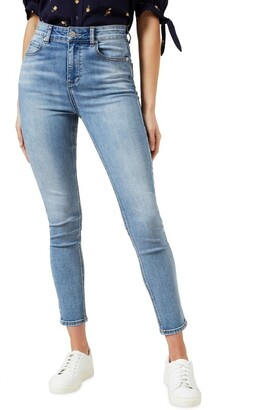French Connection High Rise Skinny Jean