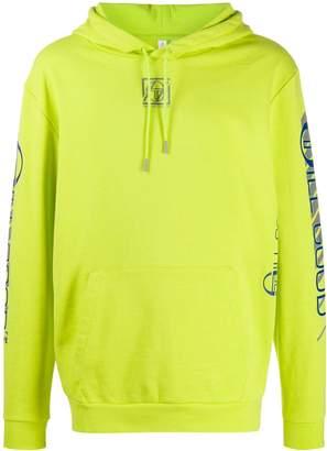 Sergio Tacchini x Still Good long sleeve logo hoodie