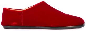Maison Margiela Tabi toe slippers