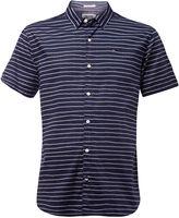 Tommy Hilfiger Men's print stretch shirt