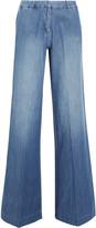 MICHAEL Michael Kors High-rise wide-leg jeans
