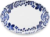 Noritake Sandefjord Porcelain Oval Platter