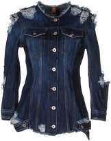 Dondup Denim outerwear - Item 42534622