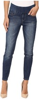 Jag Jeans Amelia Pull-On Slim Ankle Comfort Denim in Durango Wash