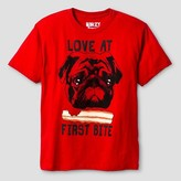 Boys' Love At First Bite Graphic T-Shirt - Red
