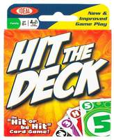 Alex Ideal Hit The Deck Card Game