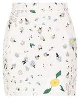 Thom Browne Embellished cotton skirt
