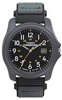 Timex Men's Expedition® Camper Watch with Nylon Strap and Resin Case - Gray T425719J