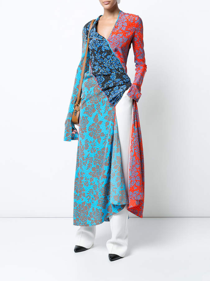 Dvf Diane Von Furstenberg Pleat front dress trousers