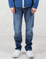 Paul Smith Red Ear Washed Straight Fit Jeans
