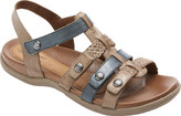 Rockport Cobb Hill Rubey T Strap Sandal (Women's)