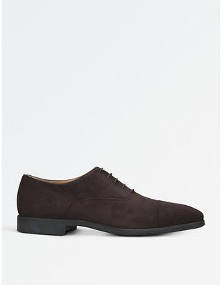 Stemar Udine suede Oxford shoes