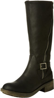 Rocket Dog Women's Tanker Ankle Riding Boots
