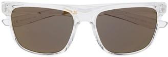 Nike Flip square-frame sunglasses