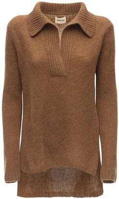 KHAITE Cass Cashmere Knit Sweater